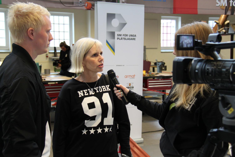Anhöriga blev intervjuade.