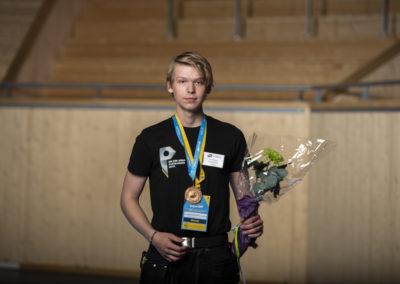 3:a Lucas Svensson